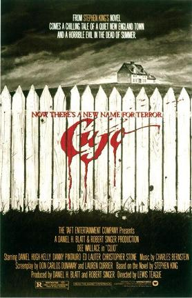 Cujo Stephen King 1983